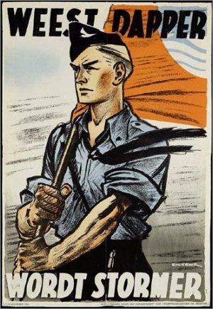 pamfletten uit de tweede wereldoorlog